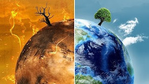 """Quando """"incêndios são causados por sonhos mal sonhados"""". Utopias e Distopias."""