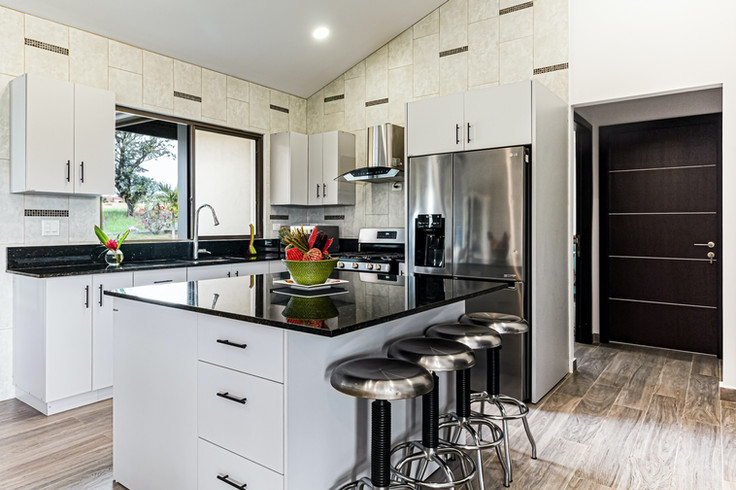 Starling Residence Kitchen