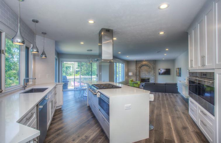Cadonae Residence Kitchen