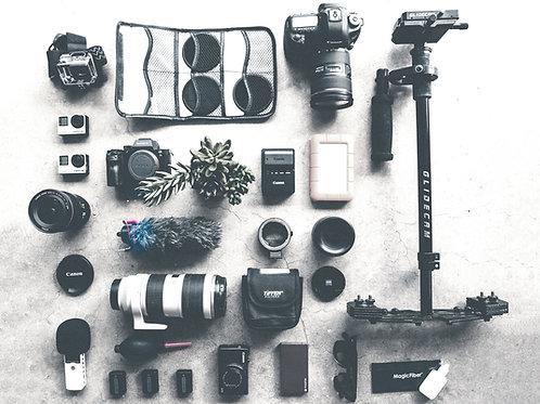 צילומי סטילס והכנת תמונות לסושיאל