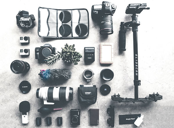 Architectural Photography Gear