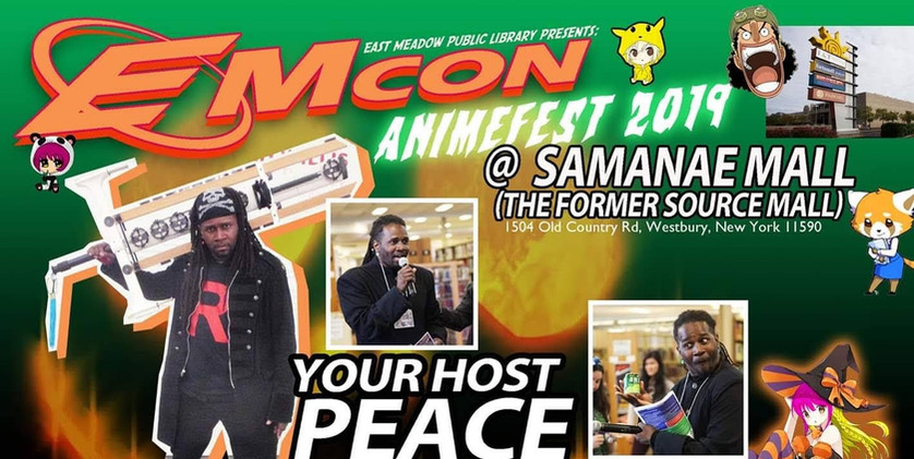 EMCon Anime Fest 2019 Announcement