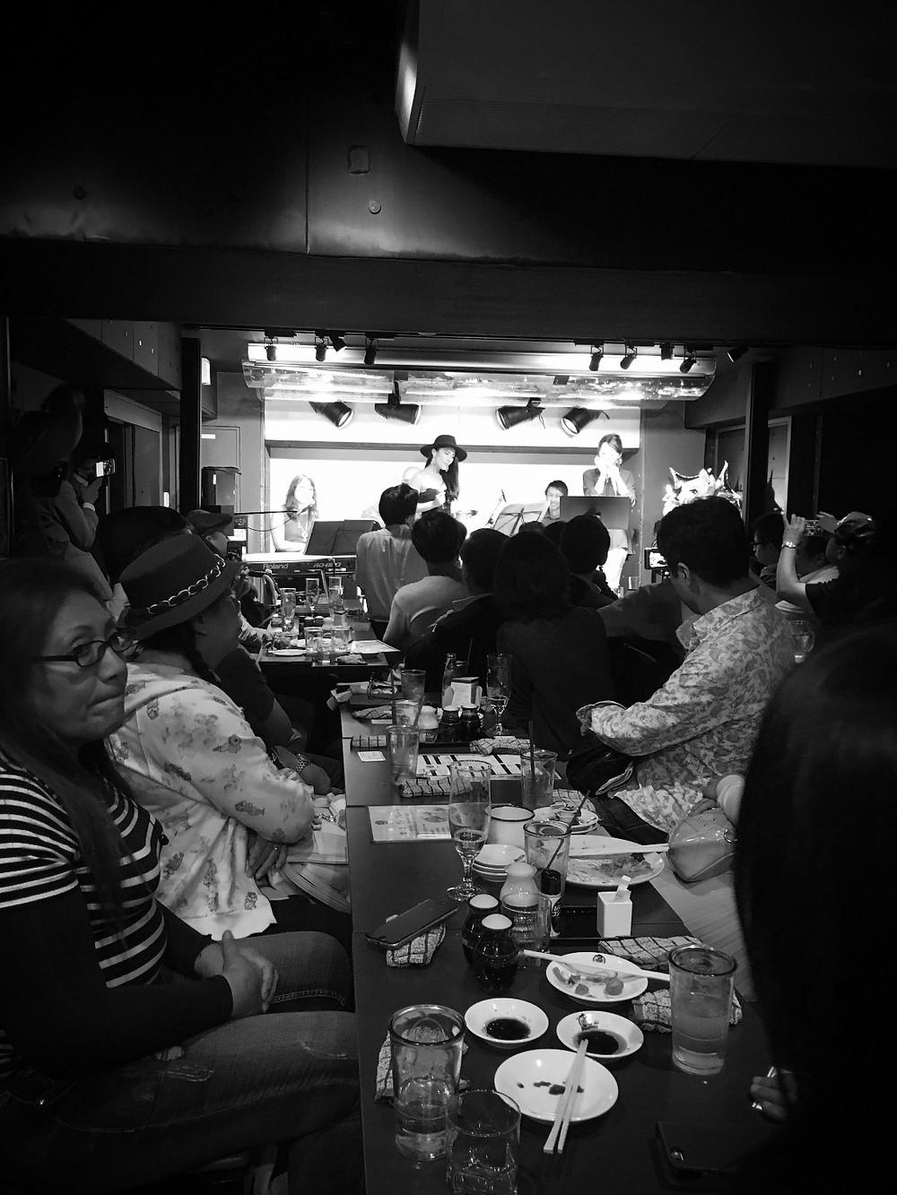 横浜LIVE