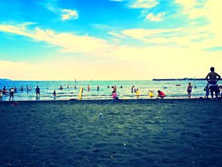夏と海と音楽と告知