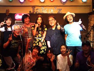 9月4日赤坂LIVE♡THANX!!