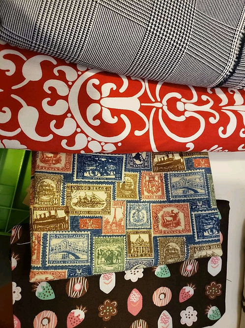 Fabrics Type X