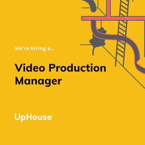 We're Hiring! Video Production Manager (Winnipeg)