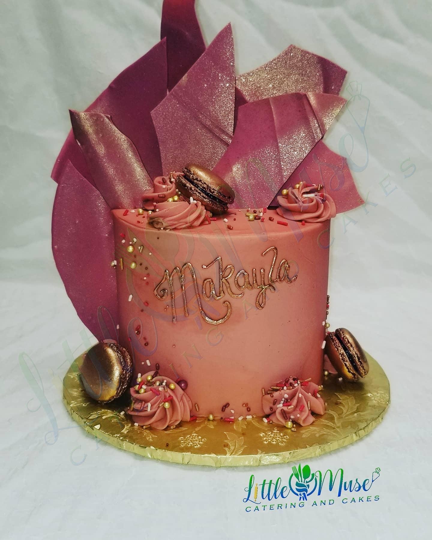 Makayla Chocolate work