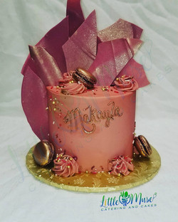 Makayla Chocolate work