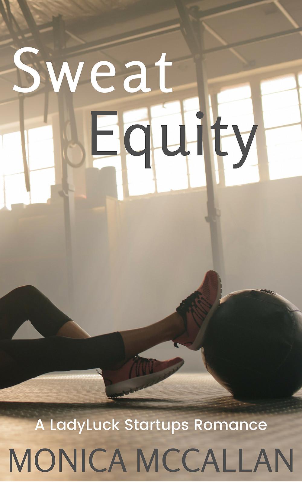 Sweat Equity - A LadyLuck Startups Romance
