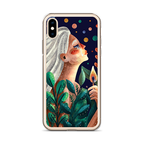 The Little Match Girl - iPhone Case