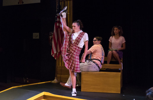 25th Annual Putnam County Spelling Bee (Marcy Park)