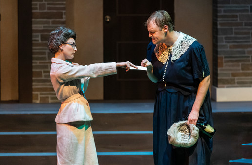 The Merry Wives of Windsor (Mistress Quickly)