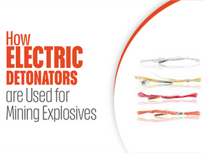 How Electric Detonators are Used for Mining Explosives