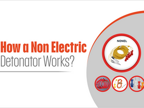 How a Non Electric Detonator Works?