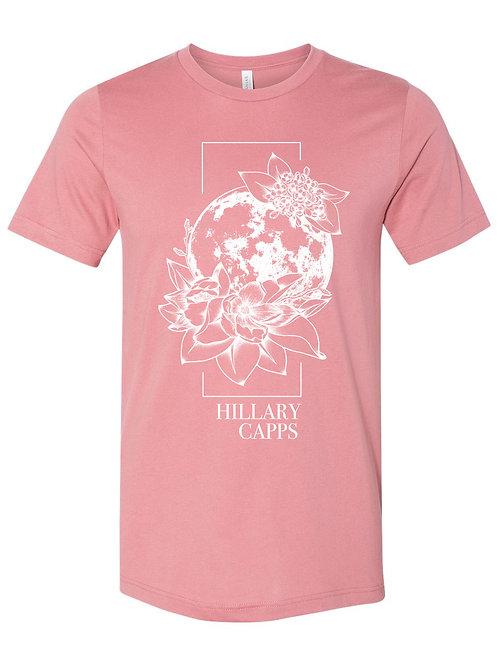 HILLARY CAPPS MOON T-Shirt