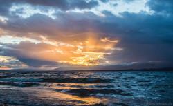 L'océan Lémanique...