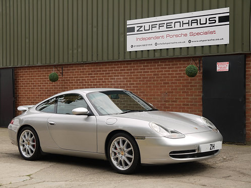 Porsche 996 Carrera 4 - NOW SOLD