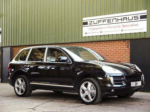 Porsche Cayenne Diesel - NOW SOLD
