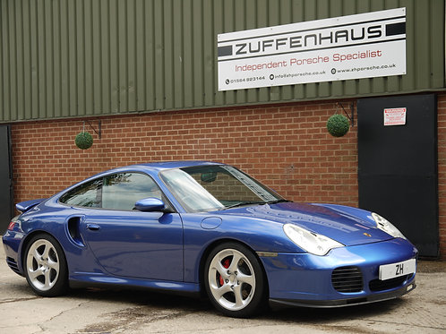 Porsche 996 Turbo -NOW SOLD