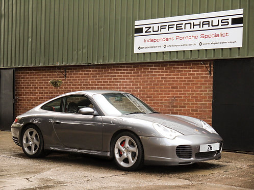Porsche 996 Carrera 4S - NOW SOLD