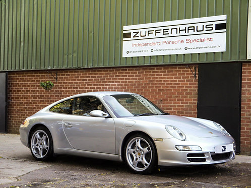 Porsche 997 C2 - NOW SOLD