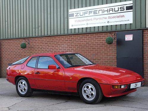 Porsche 924 S - NOW SOLD