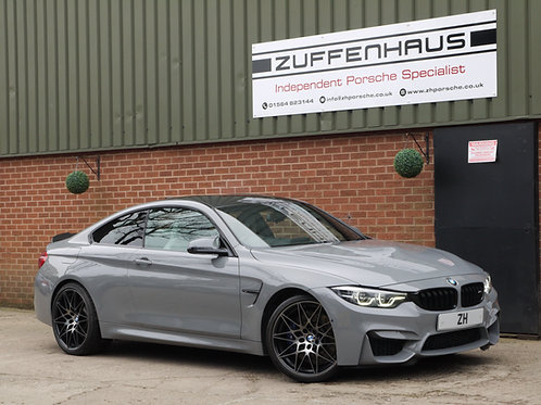 BMW M4 Competition - £37,995