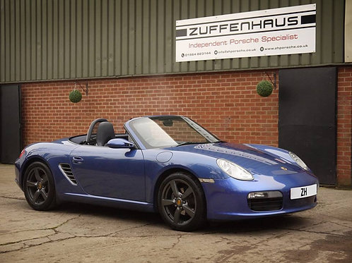 Porsche Boxster - NOW SOLD