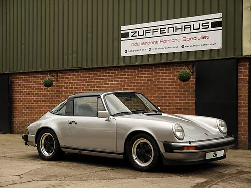 Porsche 911 SC - NOW SOLD