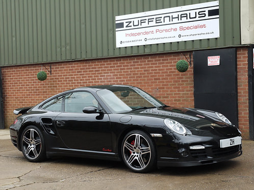 Porsche 997 Turbo - NOW SOLD