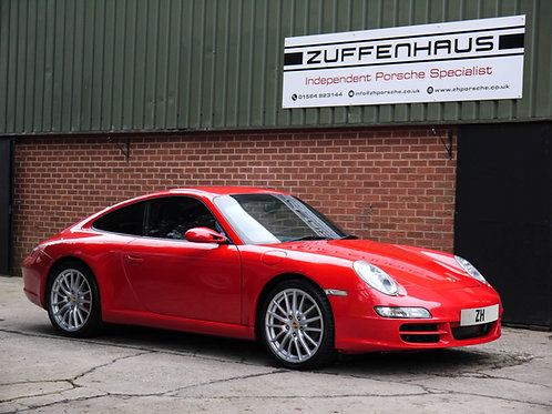 Porsche 997 Carrera 2S - NOW SOLD