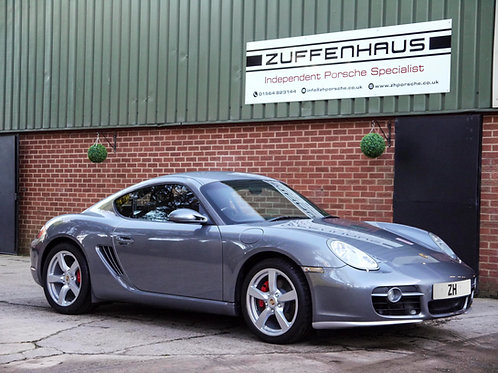 Porsche Cayman S - NOW SOLD