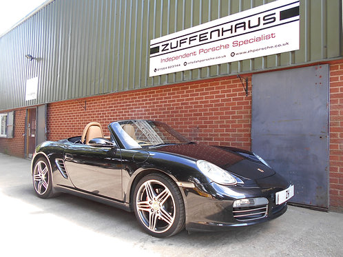 Porsche Boxster 987 3.4S - NOW SOLD