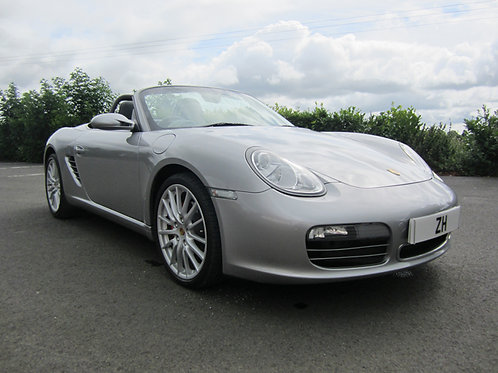 Porsche Boxster 987 3.2S - NOW SOLD