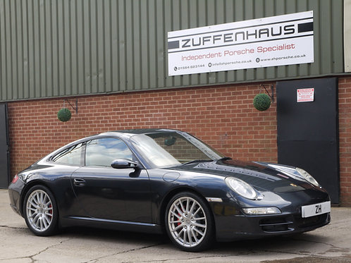 Porsche 997 Carrera S - NOW SOLD