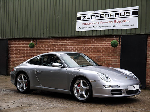 Porsche Carrera 2S - NOW SOLD