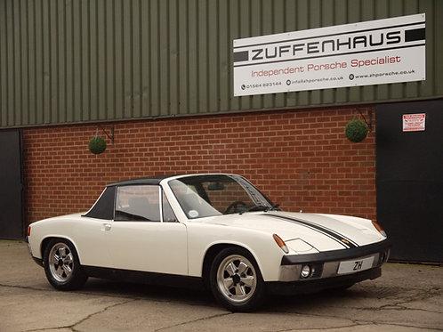 Porsche 914 - NOW SOLD