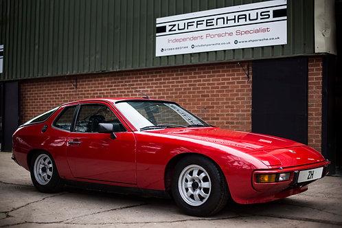 Porsche 924 2.0ltr - NOW SOLD