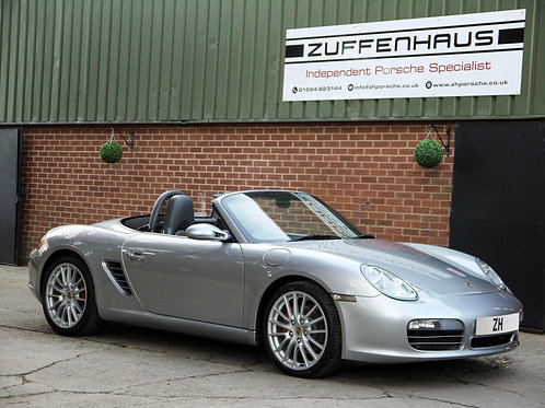 Porsche Boxster S - NOW SOLD
