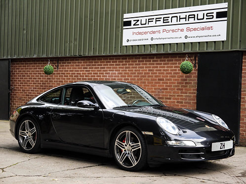Porsche 997 Carrera 4S - NOW SOLD