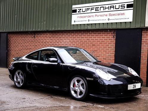 Porsche 996 Turbo - NOW SOLD