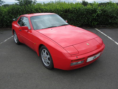 Porsche 944 Turbo - NOW SOLD