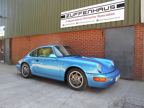 Porsche 964 Carrera 4 - NOW SOLD