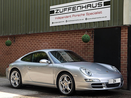 Porsche 997 Carrera 2 - NOW SOLD