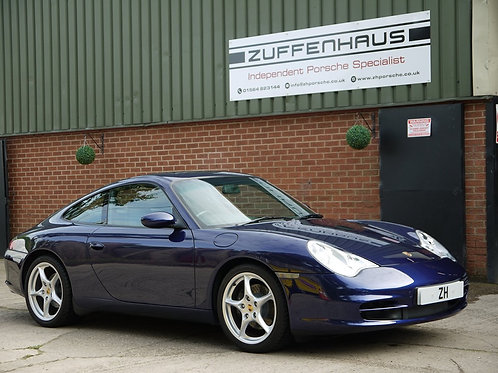 Porsche 996 Carrera 2 - NOW SOLD
