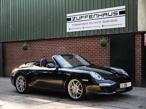 Porsche 997.2 Carrera 2S - NOW SOLD