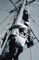 Pole Climber - LA Department of Power and Water 2001