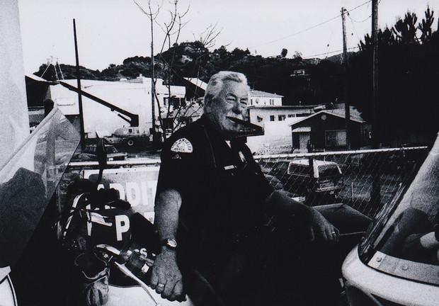 Motor Cop Film Unit LA