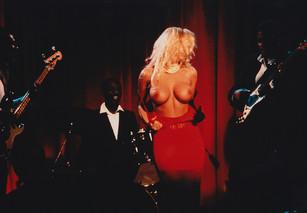 Playboy Magazine Music Video 1993 Strip Jazz Sunset Bronson Studios Los Angeles, California